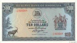 10 Dollars RHODÉSIE  1979 P.41a NEUF