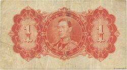 1 Dollar GUYANA  1938 P.12b TB