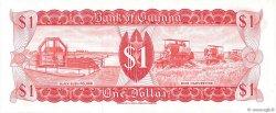 1 Dollar GUYANA  1983 P.21e NEUF