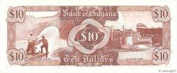 10 Dollars GUYANA  1983 P.23c pr.NEUF