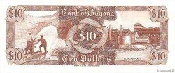 10 Dollars GUYANA  1992 P.23f NEUF