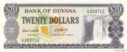 20 Dollars GUYANA  1992 P.24b pr.NEUF