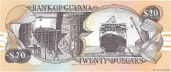 20 Dollars GUYANA  1996 P.30a NEUF