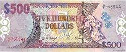 500 Dollars GUYANA  2002 P.34b NEUF