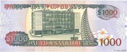 1000 Dollars GUYANA  2000 P.35 NEUF