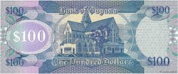 100 Dollars GUYANA  2006 P.36a NEUF