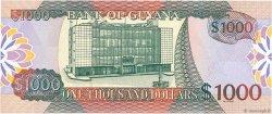 1000 Dollars GUYANA  2006 P.38a NEUF