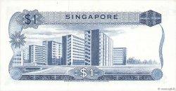 1 Dollar SINGAPOUR  1967 P.01a SUP