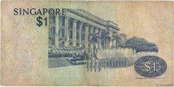 1 Dollar SINGAPOUR  1976 P.09 B