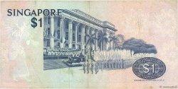 1 Dollar SINGAPOUR  1976 P.09 B+