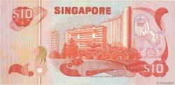 10 Dollars SINGAPOUR  1980 P.11b TTB