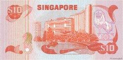 10 Dollars SINGAPOUR  1980 P.11b pr.NEUF