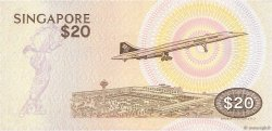 20 Dollars SINGAPOUR  1979 P.12 TTB+