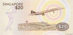 20 Dollars SINGAPOUR  1979 P.12 SPL+