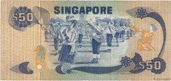 50 Dollars SINGAPOUR  1976 P.13a TB+