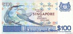 100 Dollars SINGAPOUR  1977 P.14 TTB+
