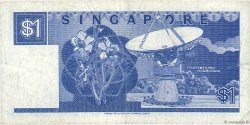 1 Dollar SINGAPOUR  1987 P.18a TB