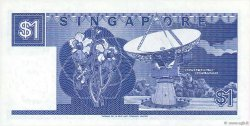 1 Dollar SINGAPOUR  1987 P.18b pr.NEUF