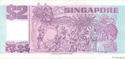 2 Dollars SINGAPOUR  1992 P.28 TTB+
