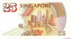 25 Dollars SINGAPOUR  1996 P.33 SPL+