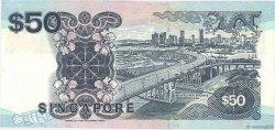 50 Dollars SINGAPOUR  1997 P.36 pr.NEUF