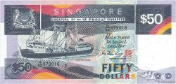 50 Dollars SINGAPOUR  1997 P.36 NEUF