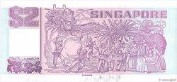 2 Dollars SINGAPOUR  1998 P.37 NEUF