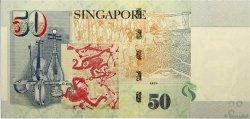 50 Dollars SINGAPOUR  1999 P.41b SPL+