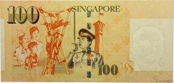 100 Dollars SINGAPOUR  1999 P.42 pr.NEUF
