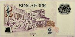 2 Dollars SINGAPOUR  2005 P.46 NEUF