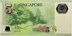 5 Dollars SINGAPOUR  2005 P.47 NEUF