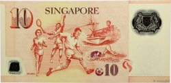 10 Dollars SINGAPOUR  2005 P.48a NEUF