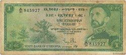 1 Dollar ÉTHIOPIE  1961 P.18a B