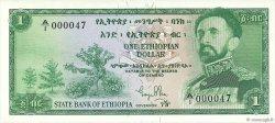 1 Dollar ÉTHIOPIE  1961 P.18a NEUF
