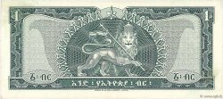 1 Dollar ÉTHIOPIE  1966 P.25a TTB