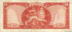 10 Dollars ÉTHIOPIE  1966 P.27a TTB