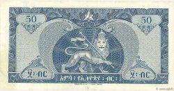 50 Dollars ÉTHIOPIE  1966 P.28a TTB