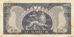 100 Dollars ÉTHIOPIE  1966 P.29a pr.TTB