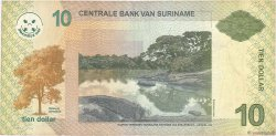 10 dollars SURINAM  2004 P.158 TB