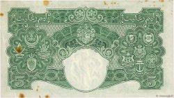 5 Dollars MALAYA  1941 P.12 TTB