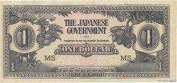 1 Dollar MALAYA  1942 P.M05c SUP
