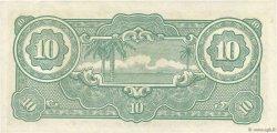 10 Dollars MALAYA  1942 P.M07b TTB à SUP