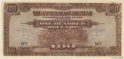 100 Dollars MALAYA  1944 P.M08a pr.NEUF