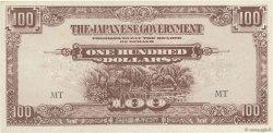 100 Dollars MALAYA  1944 P.M08b SUP
