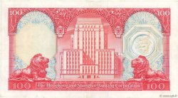 100 Dollars HONG KONG  1980 P.187c TTB
