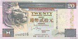 20 Dollars HONG KONG  1997 P.201c NEUF