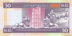 50 Dollars HONG KONG  1997 P.202c NEUF
