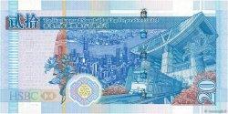 20 Dollars HONG KONG  2003 P.207a pr.NEUF