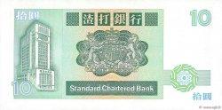 10 Dollars HONG KONG  1987 P.278b pr.NEUF