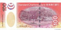 100 Dollars HONG KONG  2003 P.293 SPL